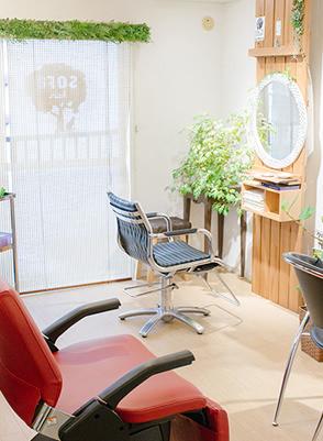 sofa hair イメージ14