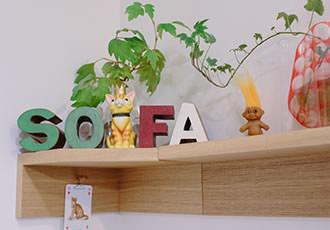 sofa hair イメージ9